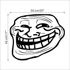 halloween face stickers bathroom sticker picture more detailed picture about funny smile