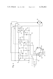 patent us4336482 rear window wiper motor control google patents