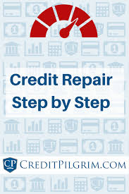 credit repair that works fix your bad credit history starting now