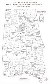 Map Of Northwest Florida by Area 1 U2013 Alabama And Northwest Florida Website