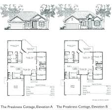 Floor Plan Cottage by Residential Design U0026 Development