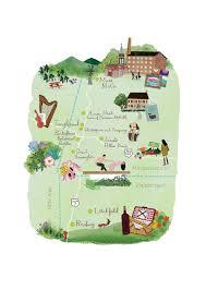 Tcnj Map Illustrationmaps U2014annesmith Netanne Smith