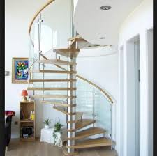 antique staircase oak stair treads pvc handrail spiral stairs