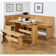 Nook Dining Table by Dining Tables Round Kitchen Dinette Sets 7 Piece Dining Set