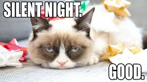 Grouchy Cat Meme - grumpy cat christmas movie will bring holiday jeer to lifetime