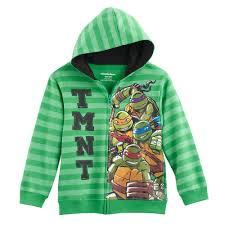 4 7 mutant turtles zip hoodie