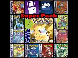 gbc roms for android descargar superpack de roms de pokémon para gba y gbc para android