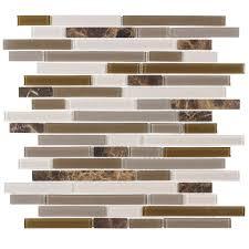 Glass Backsplash Kitchen by 165 Best Glass And Stone Tiles Images On Pinterest Kitchen