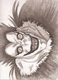 ryuk death note by chelsbelle08 on deviantart