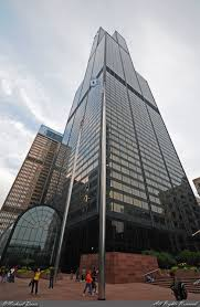 chicago willis tower formerly sears tower 1 451 ft 442 m