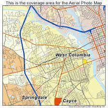map of columbia south carolina aerial photography map of west columbia sc south carolina
