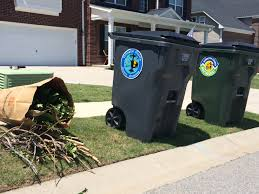 curbside collection lexington county