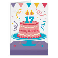 17 birthday cards 17 birthday greeting cards 17 birthday greetings