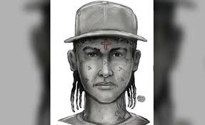 sketch shows tattooed man who tried to kidnap in queens ny