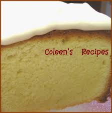 coleen u0027s recipes sarah lee pound cake clone