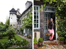 this rustic tudor style home will make you want to move to france