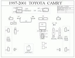 1995 toyota camry fuse box diagram diagram wiring diagrams for