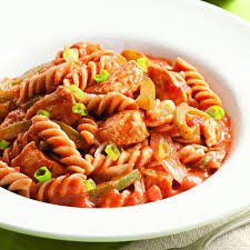 creamy cajun chicken pasta recipe eatingwell