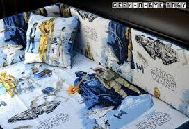 Nursery Crib Bedding Sets by The Best Geek Themed Baby Nurseries And Nursery Decorations