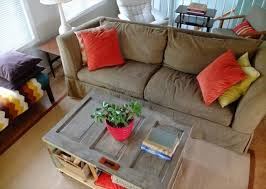 how to make a coffee table out of pallets how to make a coffee table out of a door diy crafts