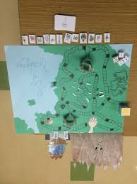 Phantom Tollbooth Map The Phantom Tollbooth Board Game Activity Fifth Grade Novel