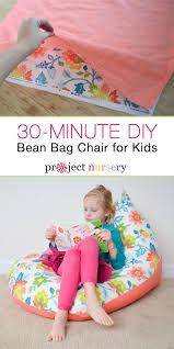 Best Upholstery Fabric For Kids Best 25 Diy Bean Bag Ideas On Pinterest Diy Chair Diy Beanbag