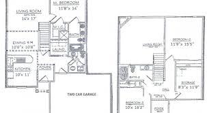 5 2 story floor plans basement the creekstone 1123 2 bedrooms and
