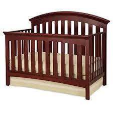 Convertible Crib Vs Standard Crib Delta Children Peyton 4 In 1 Convertible Crib Cabernet