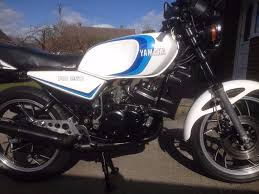 yamaha rd250 lc 4l1 model uk registered bike matching frame and