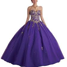 purple tulle vnaix bridals princess lace with tulle sweet 16 prom quinceanera