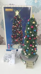 lemax majestic tree can post in kilwinning