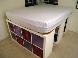 Bed Frames Ta High Platform Bed Frame Slisports