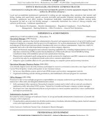 resume for manufacturing manufacturing executive cover letter