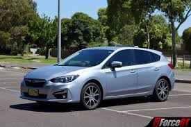 hatchback subaru 2017 2017 subaru impreza review 2 0i l hatch forcegt com