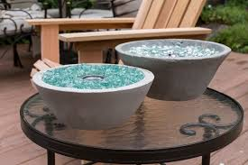 Gel Firepit Decor Gel Fuel Bowl Tabletop Pit For Minimalist Outdoor