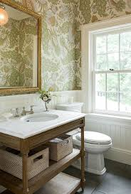 powder room wallpaper 242 best pretty powder rooms images on