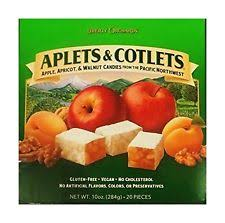 aplets and cotlets where to buy liberty orchards aplets cotlets 10 oz ebay