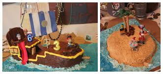 jake and the neverland birthday diy bucky pirate ship cake tutorial jake and the never land
