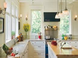 Country Ideas For Kitchen by 100 Country Kitchen Color Schemes Open Metal Shelves Wall