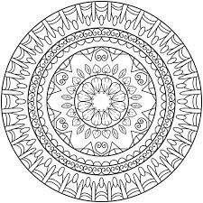 448 best mandala coloring images on pinterest coloring books