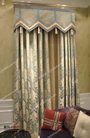 livingroom valances outstanding modern simple light green floral blackoutrtains for