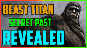 who is the beast titan beast titan secrets revealed who is the beast titan youtube