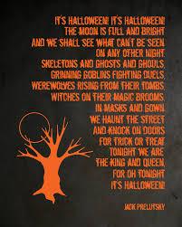 Halloween Poem Generator A Matter Of Memories October 2011