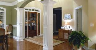 Dining Room Columns Other Lovely Dining Room Columns And Other Impressive 6