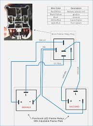 3 pin led flasher relay wiring diagram jmcdonald info