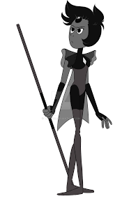 white opal gemsona black pearl gemsona by tici9090 on deviantart