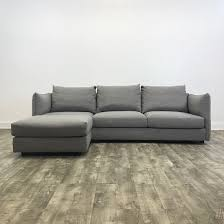 Modern Sofa Chicago Modern Reversible Chaise Sectional Sofa Chicago Il Https Www