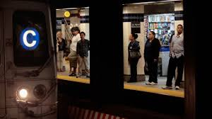 Power Outage Map New York by A C F G Trains Temporarily Disrupted By Power Outage In