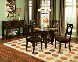 perfect round dining room tables amaza design