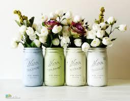 spring mason jars beach blues vogue1